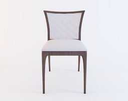 four seasons v4 side chair by costantini pietro 3d