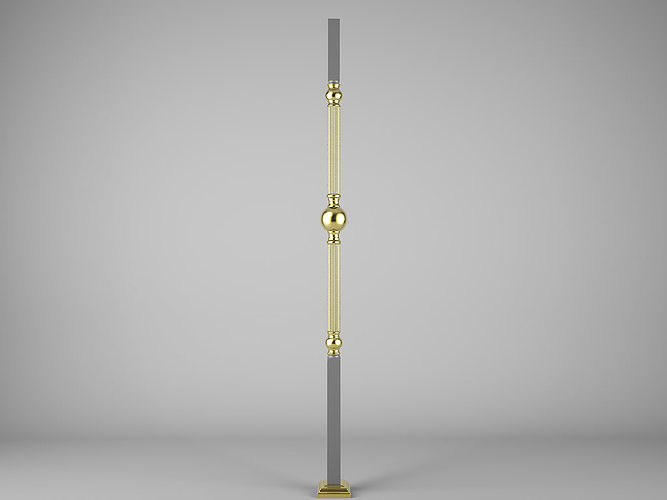 grande forge comtesse pl111 3d model max 1