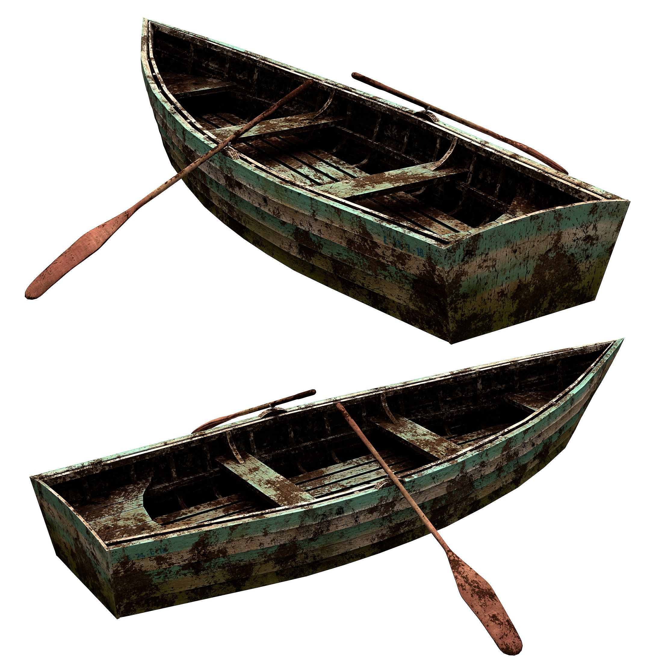 Boat Skiff