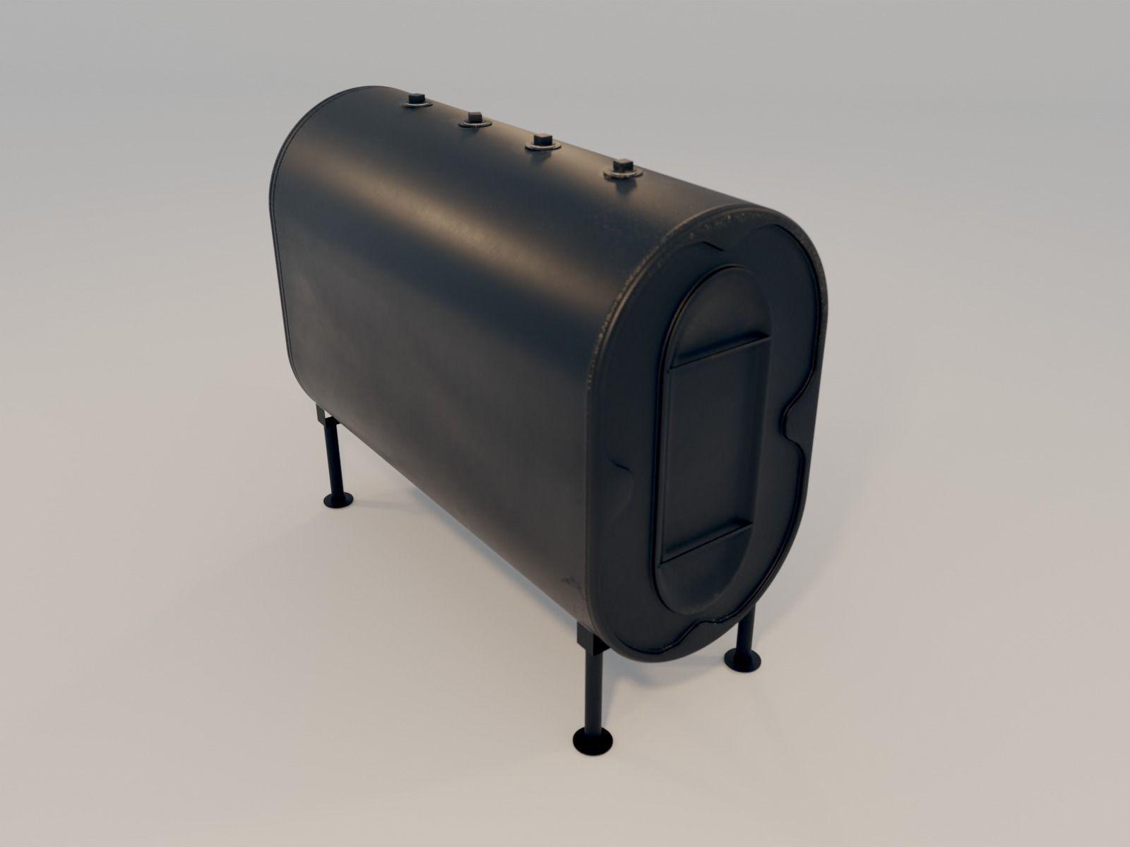 Residential Oil Tank