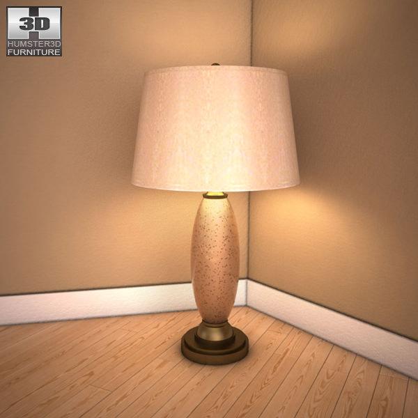 3D Model Ashley Martini Suite Storage Bedroom Set VR AR Low Poly MAX OBJ  3DS FBX MTL.