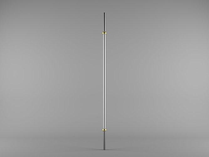 grande forge harmonie bl105 3d model max 1