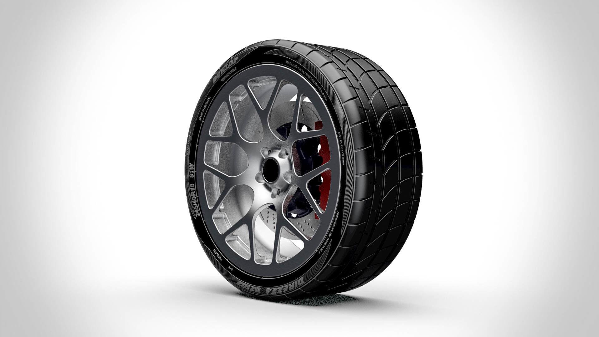 Wheel v3