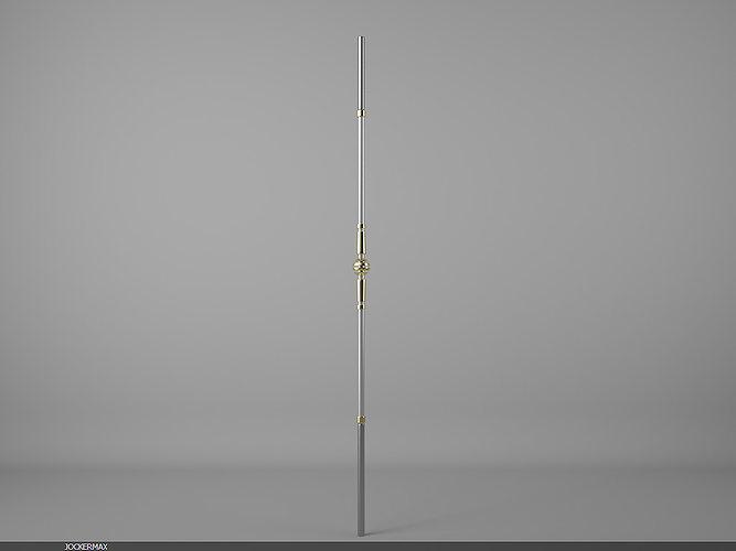 grande forge modern bl177k 3d model max 1