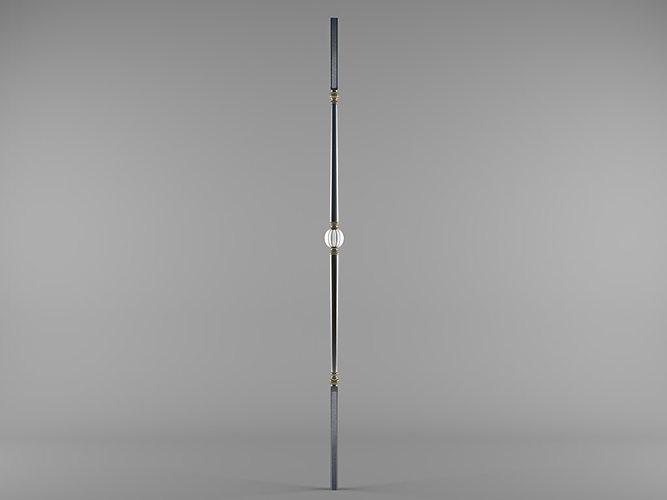 grande forge paris bl541 3d model max 1