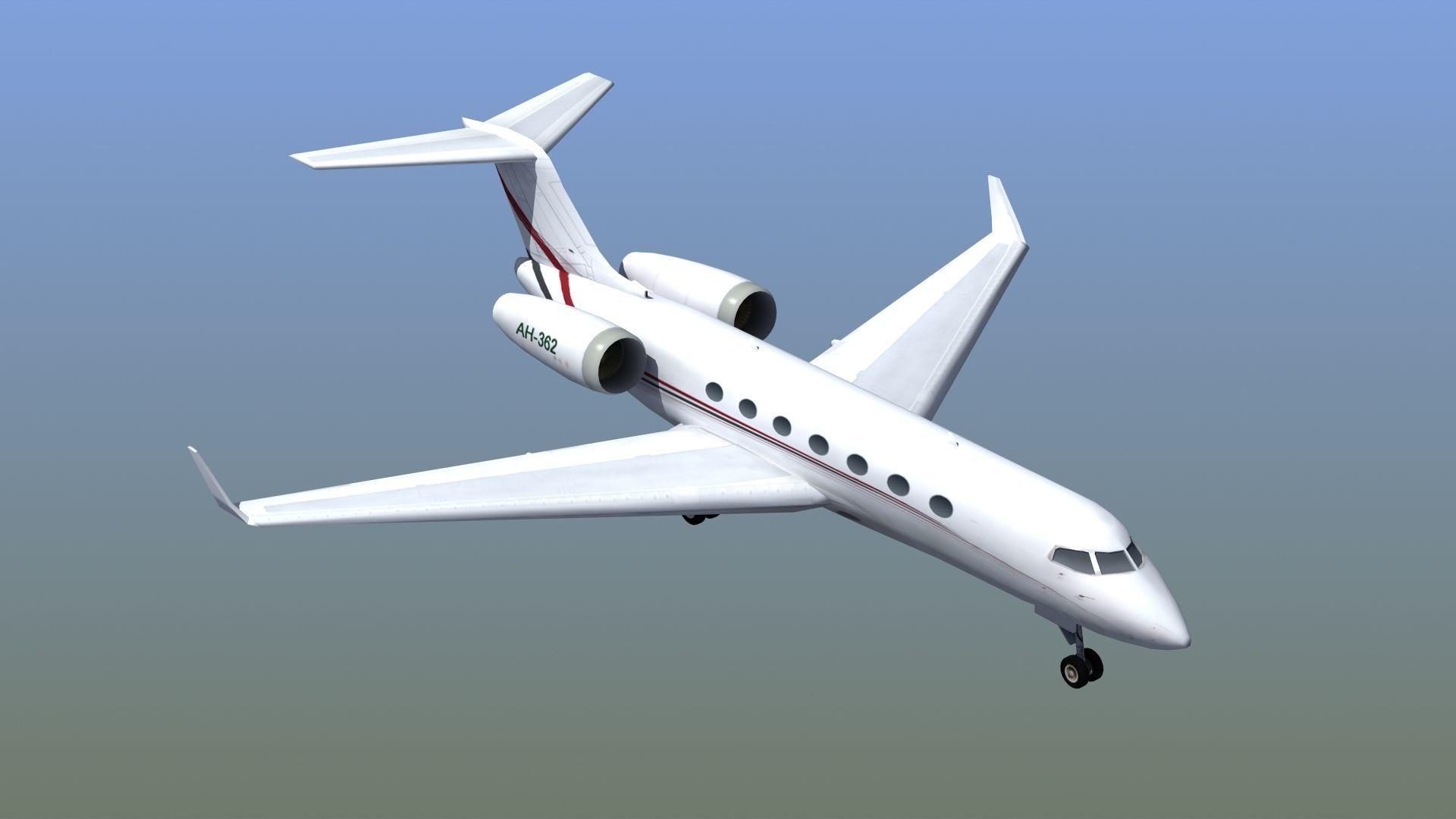 G550 Executive Jet