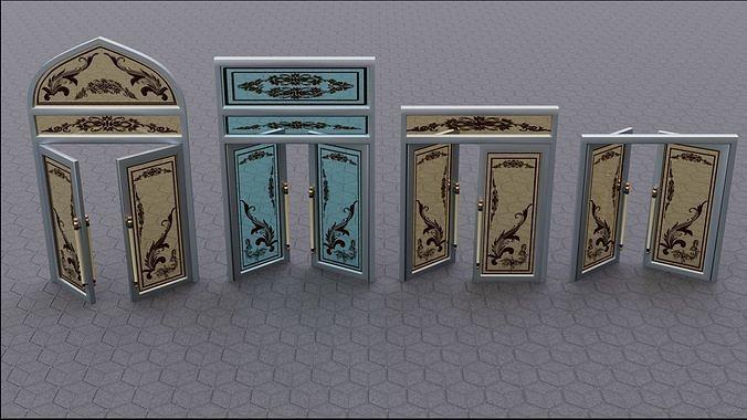 nice decorative doors