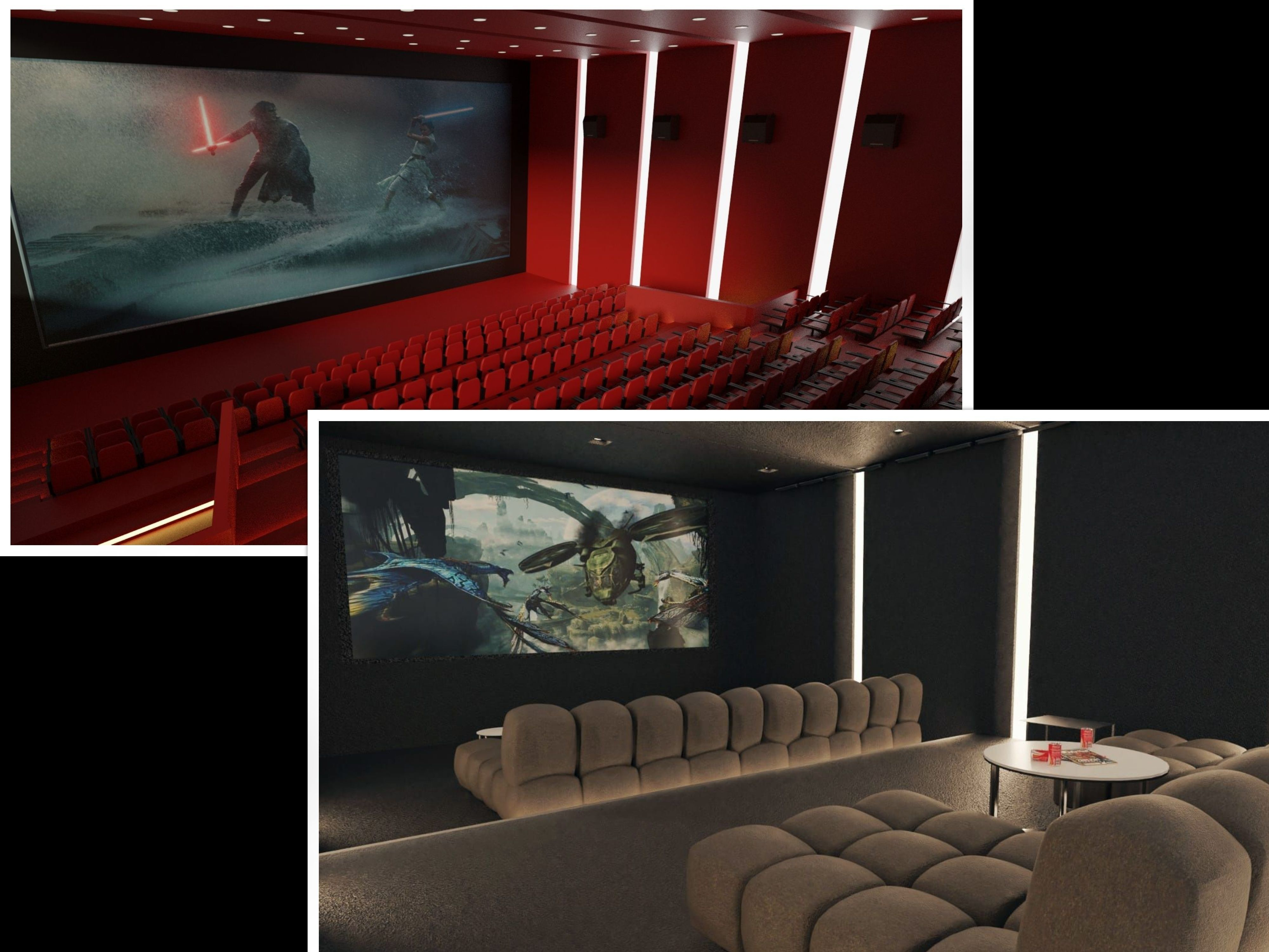 2 Movie Theater