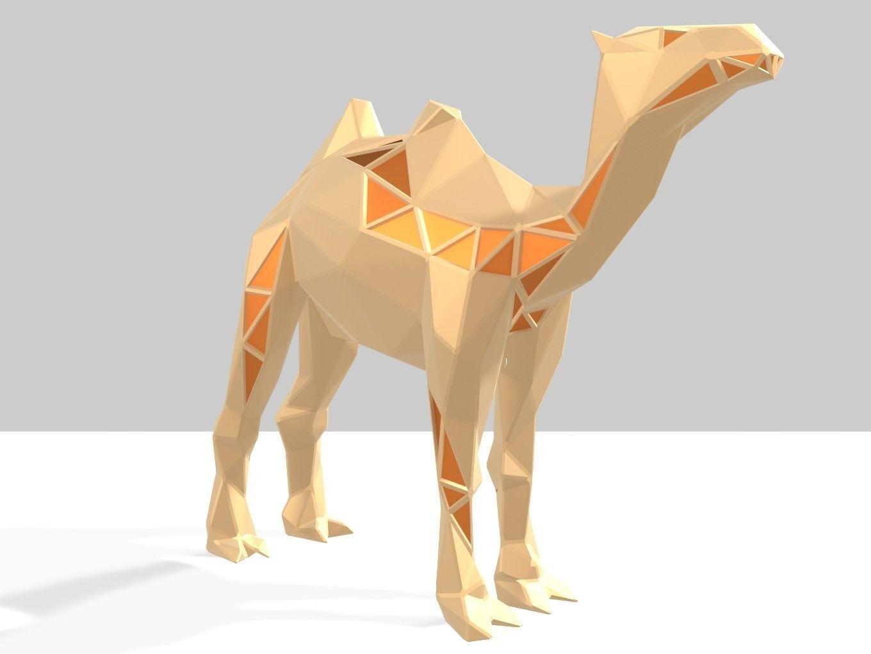 Polygonal Camel Parametric