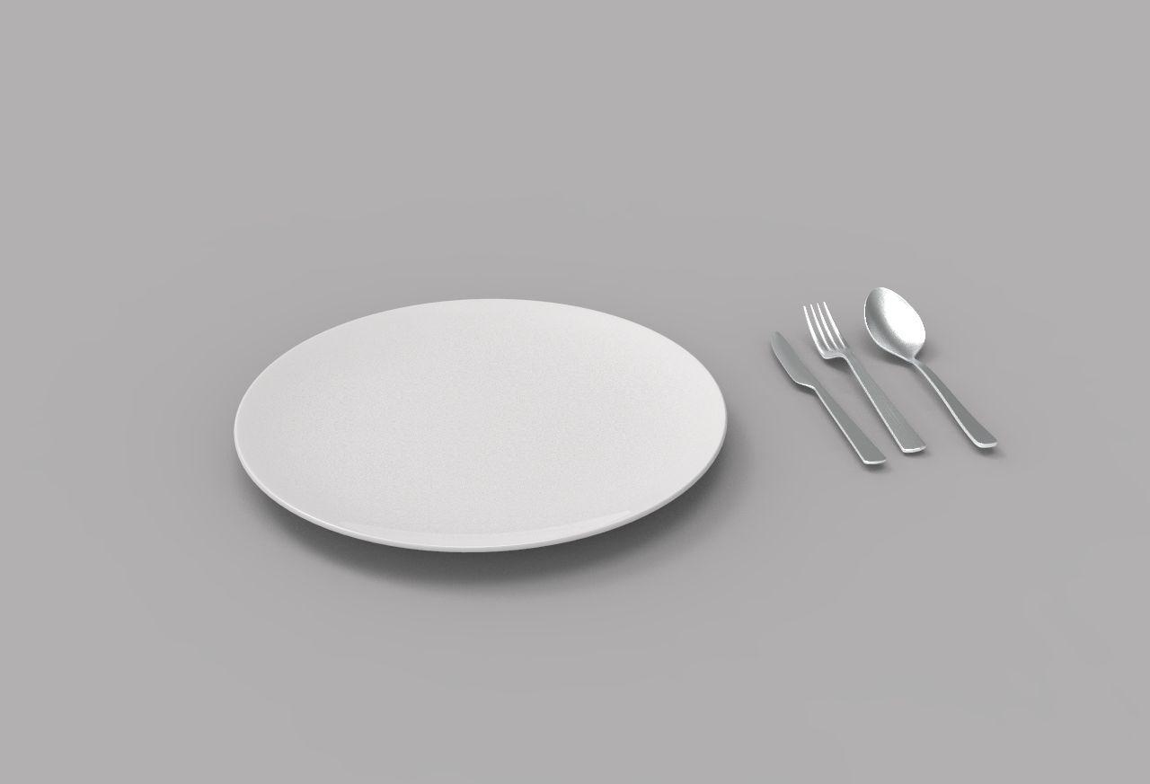 Plate Spoon