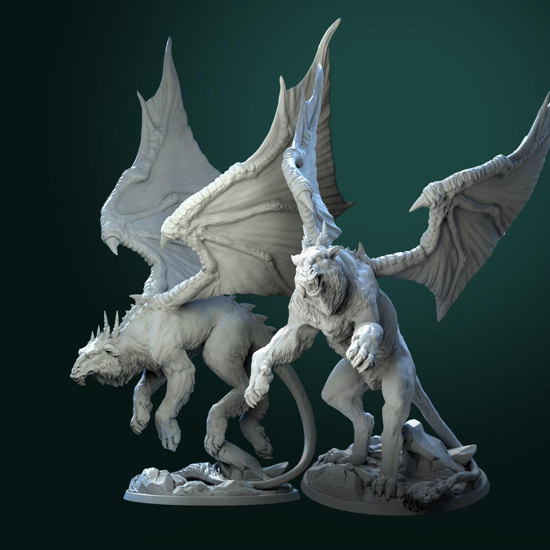 O elle Dragon 2 variants