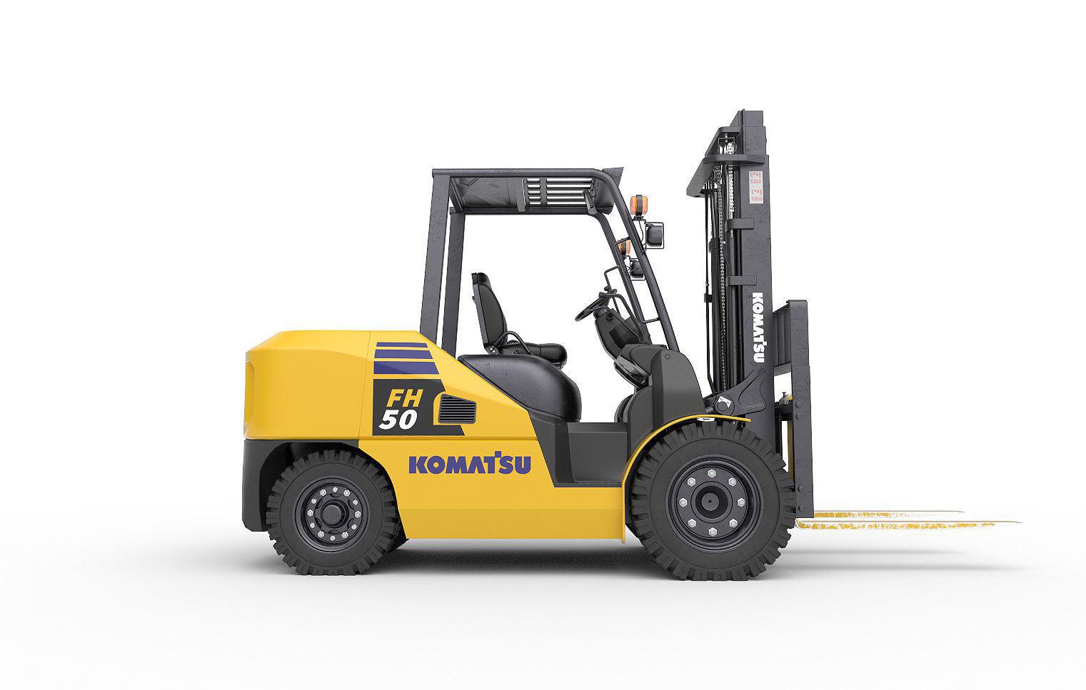 Forklift FH50 Komatsu