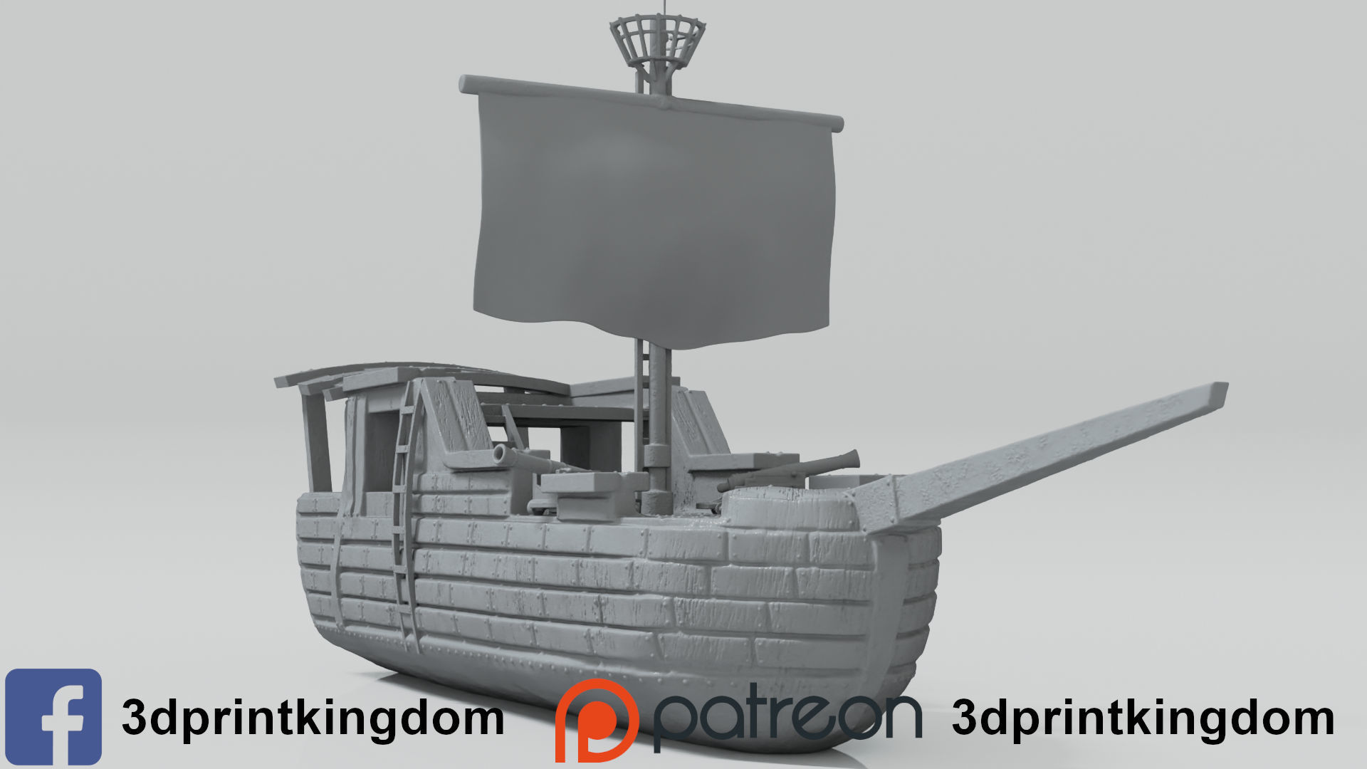 Sea of Thieves Pirate Ship