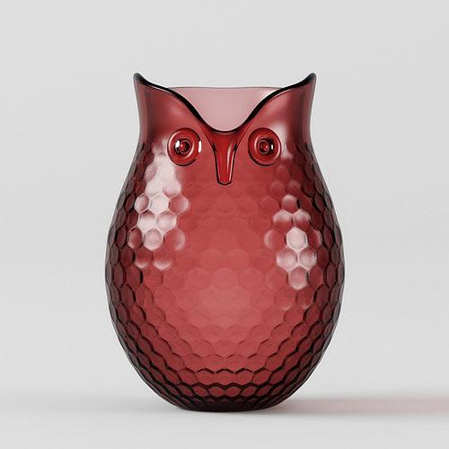 boconcept owl 3d model max obj fbx mtl 1