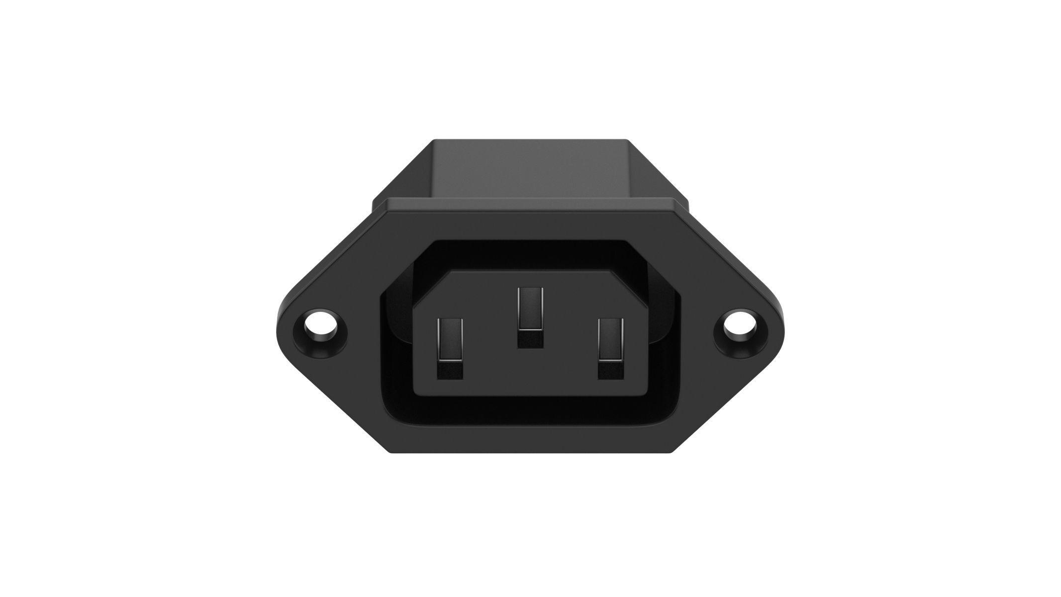 IEC 320 C13 Module