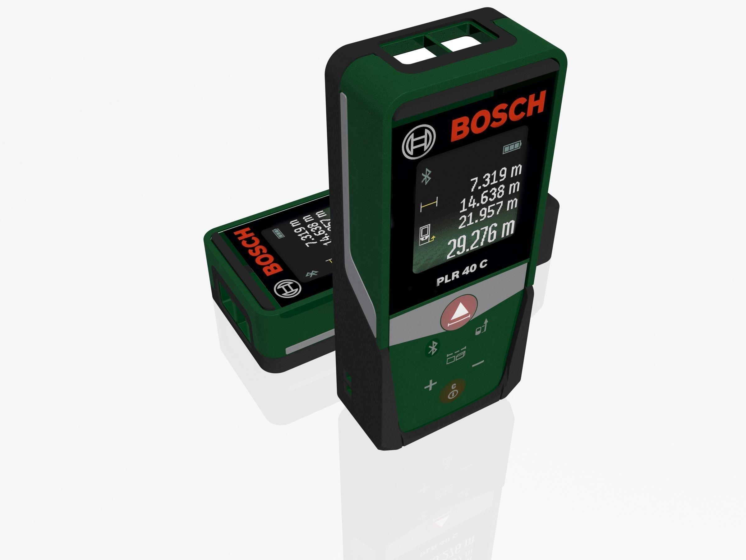 BOSCH PLR 40C - Laser Measurement