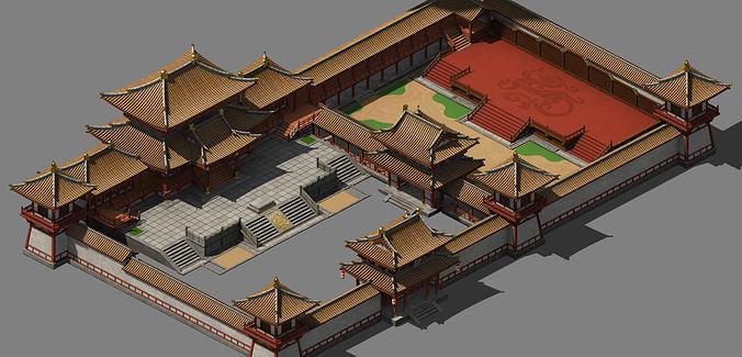 General Mansion-Compound-Architecture
