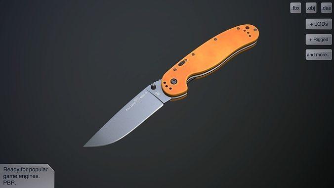 Clasp knife rat vol 2
