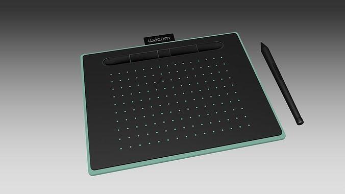 3d pen tablet Wacom