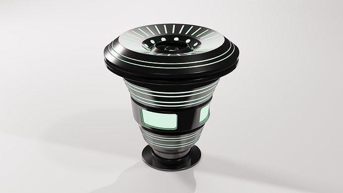 Round Computer