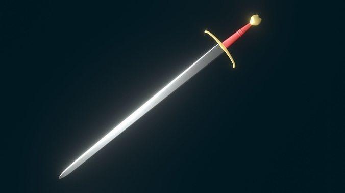 Valentina Bastard Sword