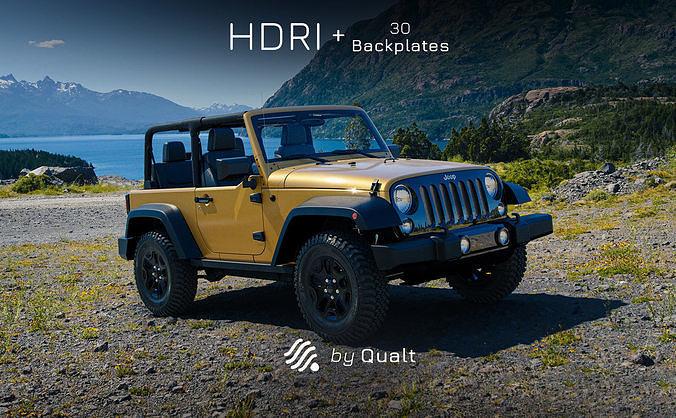 1 HDRI - Automotive 004