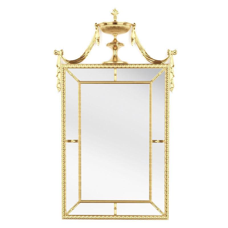 Theodore Alexander Regal Reflection Mirror