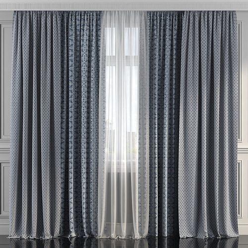 Curtain Set 207
