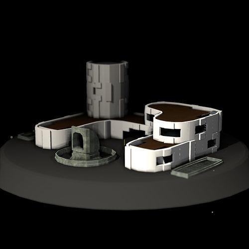 house Stone Age