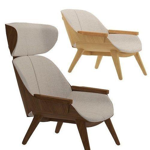 Linteloo Florian armchair