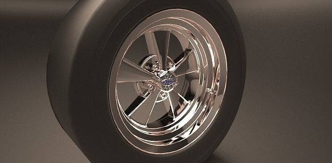 cragar s-s car wheel