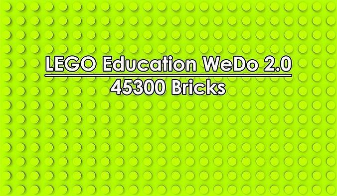 LEGO Education WeDo 2 45300 Bricks