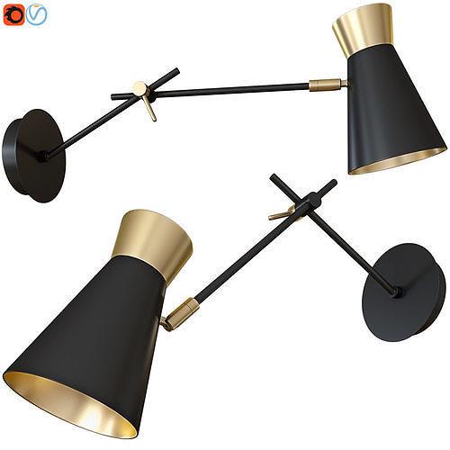 Wall lamp Lumion Liam 3790  1W