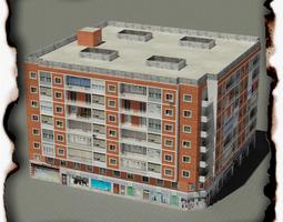 building 81 3d asset realtime