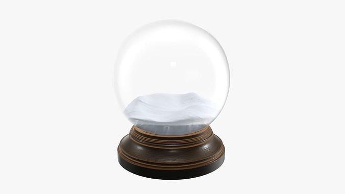 Snow globe toy 01