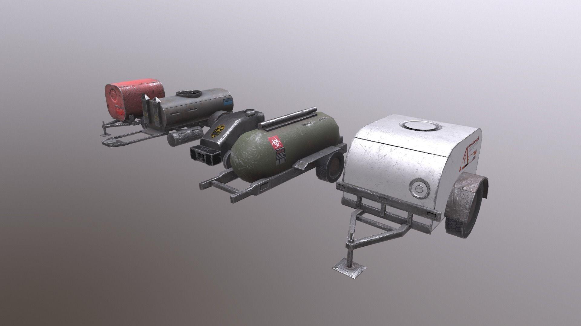 Nuclear Tank