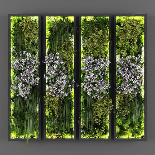 Vertical garden 97