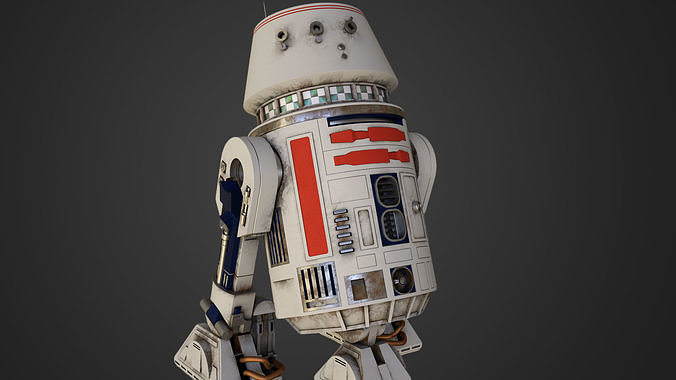 R5 - D4 Star Wars