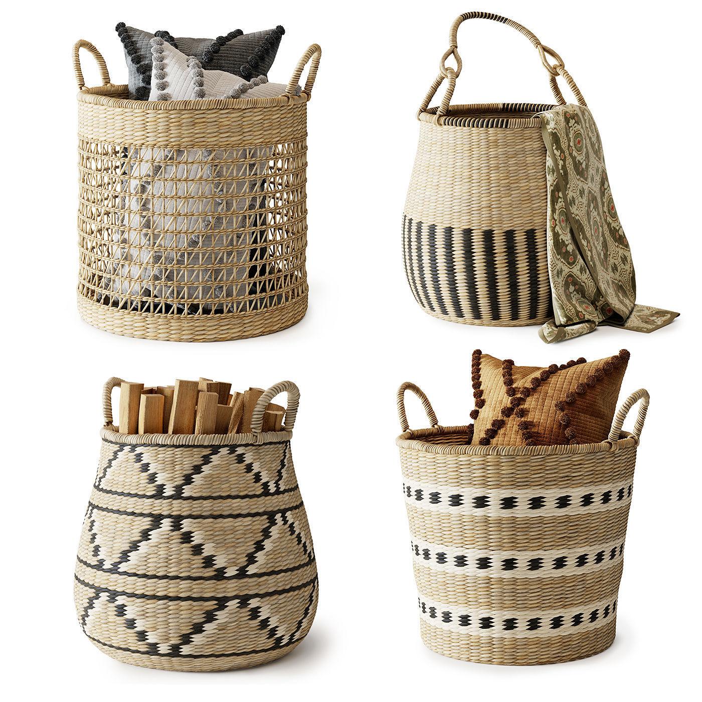 Baskets Set 02