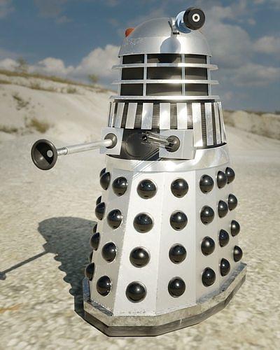 1970s Dalek