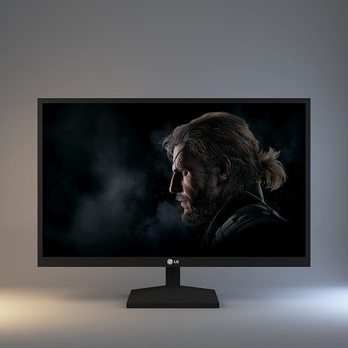 MONITOR LG 24 Inches