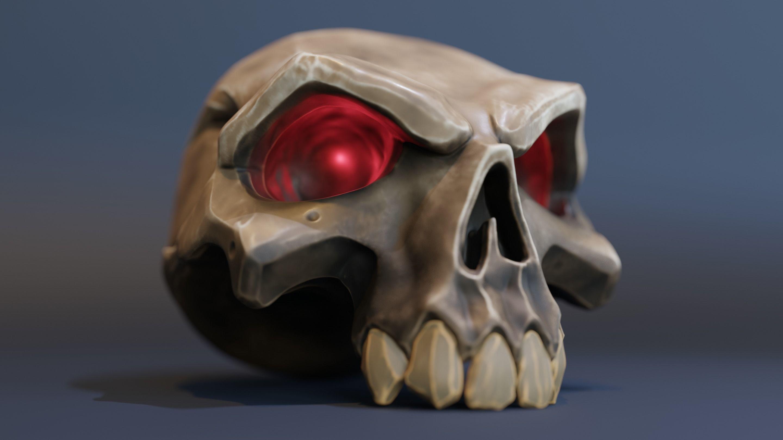 Sea of Thieves skull