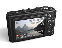 Digital photo camera 15 AM78 3D