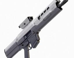3D model Oblivion Rifle