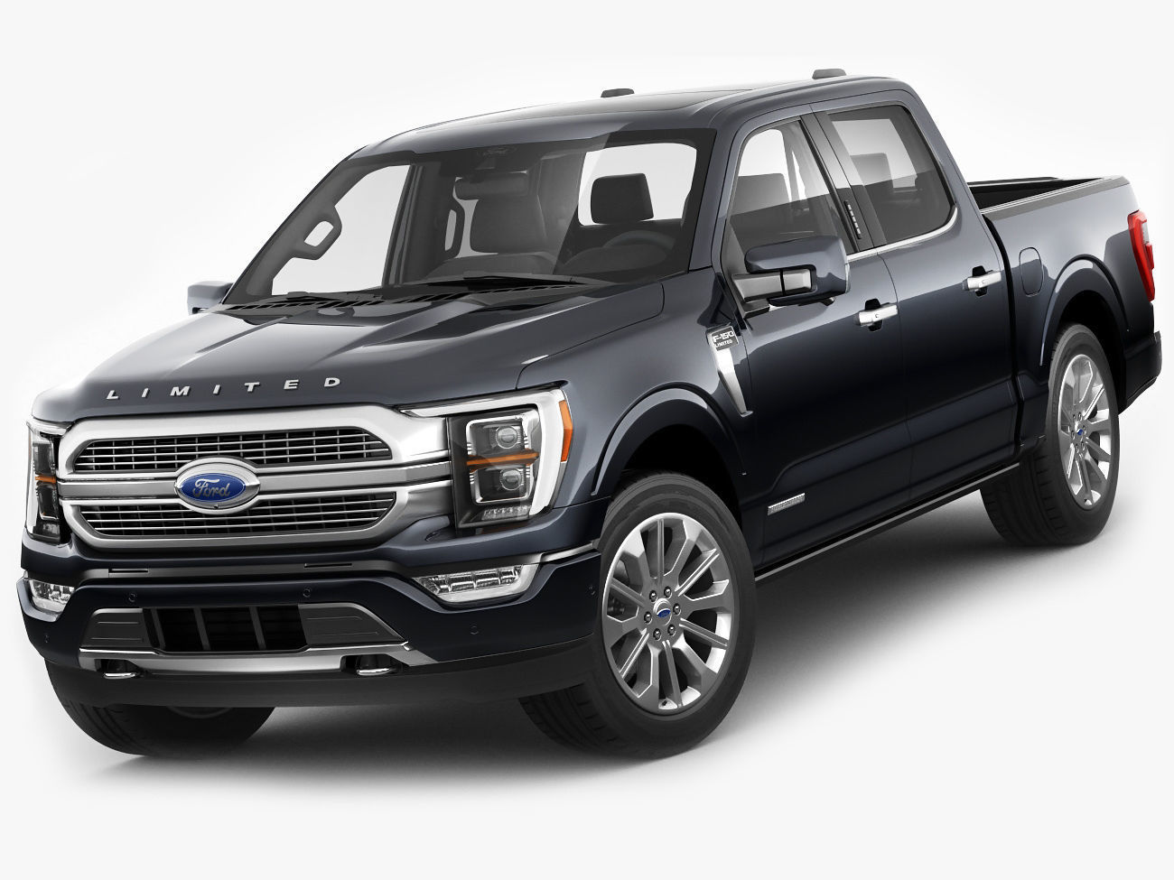F-150 Limited 2021
