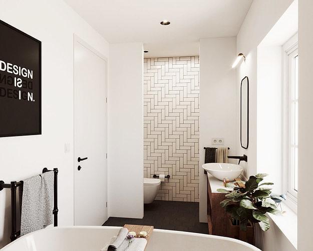 Nice Little Bathroom