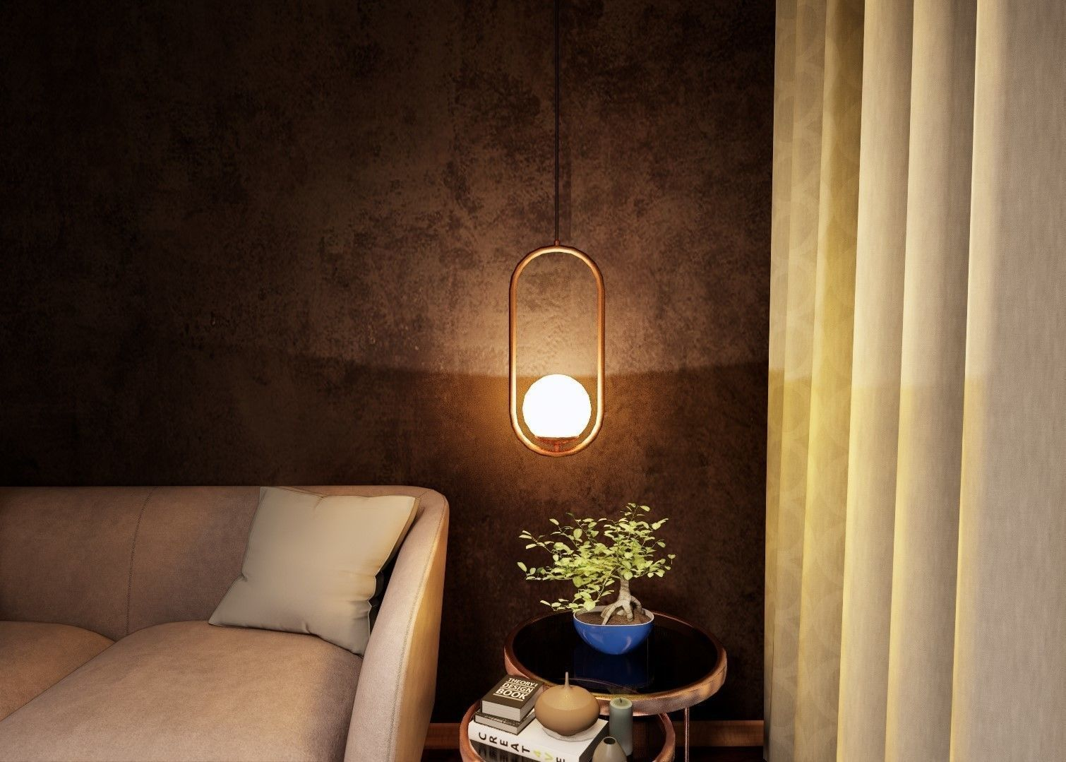 Pendant Lighting -Revit 2018-