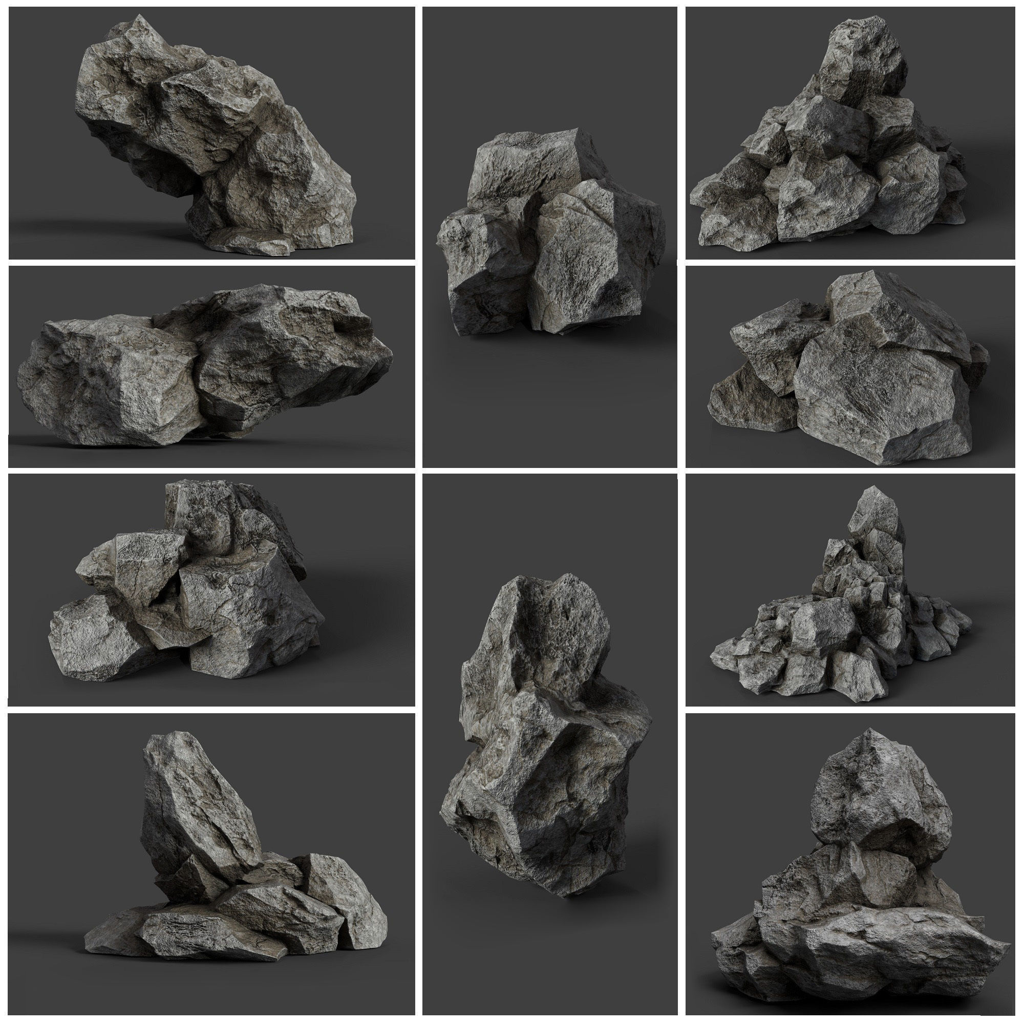 Rock Collection 006