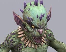 3D asset Goblin