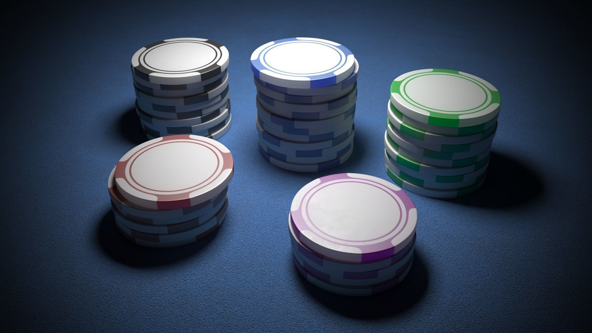 Casino Chips Poker Chips